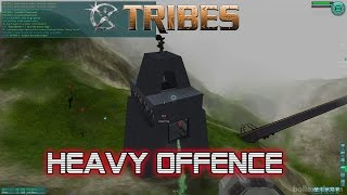 Tribes 2 Gameplay - Dangerous Crossing - 【60FPS 1080p】【NO Commentary】