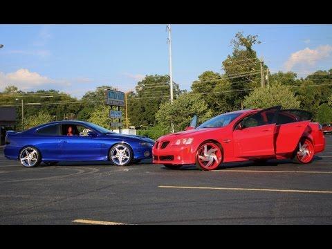 WhipAddict: Pontiac G8 on Rucci Forged Padrino 22s, Kandy GTO Contanti 20s, Atlanta
