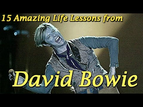 15 Quotes from Life★ David Bowie