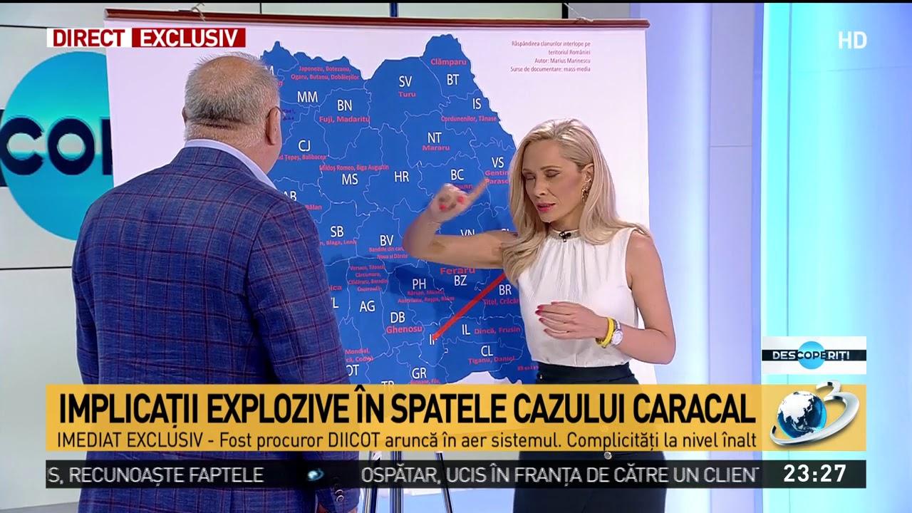 Harta Clanurilor Din Romania Alexandru Cumpănasu O Altă Formă