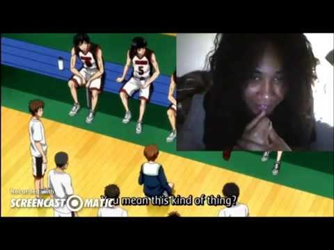 Kuroko No Basket Episode 8 Reaction