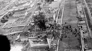 Слонимчанин сделал уникальные снимки Чернобыля...