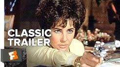 The Comedians (1967) Official Trailer - Richard Burton, Elizabeth Taylor Movie HD