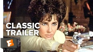 The Comedians (1967) Official Trailer - Richard Burton, Elizabeth Taylor Movie HD