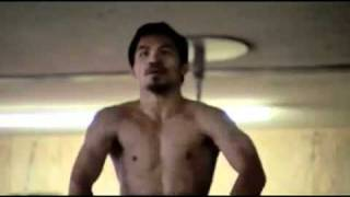 snickers commercial featuring manny pacquiao and floyd mayweather