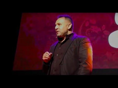 中文開通語言巧妙之門   王懷樂 Stuart Jay Raj   TEDxPetalingStreet