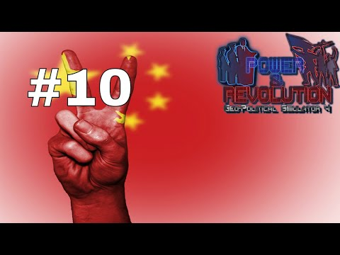 Power and Revolution (Geopolitical Simulator 4) China Part 10 2018 Add-on War With Taiwan