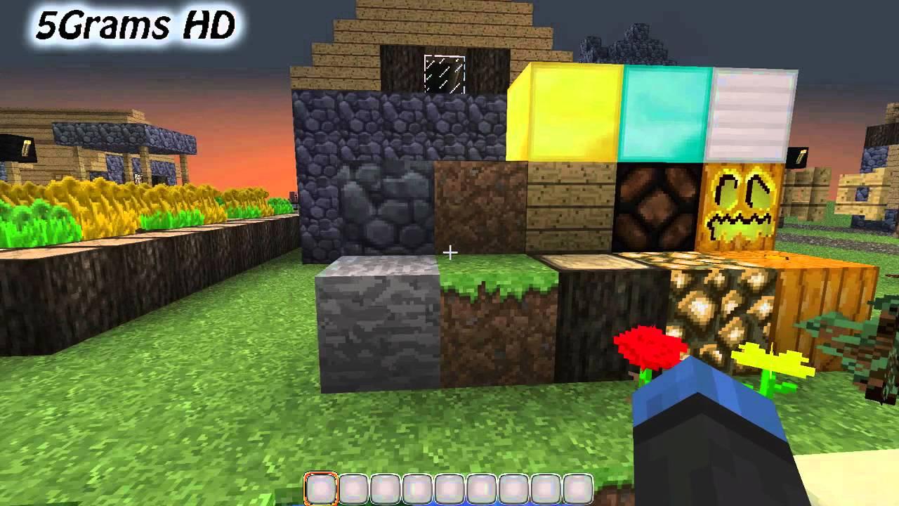 List of Minecraft 1.7.10 Resource Packs - 9minecraft.net