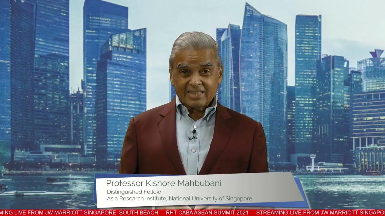 Download Keynote Address by Professor Kishore Mahbubani
