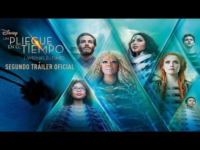 Nuevo Trailer De Un Pliegue En El Tiempo Estamos Listos Para Los Viajes En El Tiempo De Disney