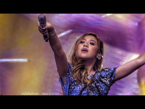 Where Is The Love? | Morissette Amon Rockin' The NYE 2018 At Eastwood City