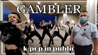 [KPOP IN PUBLIC] MONSTA X (몬스타엑스) - GAMBLER (겜블러) | Dance co…