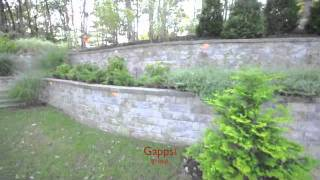 Nicolock Firma Manufactured Concrete Retaining Wall System Long Island Gappsi
