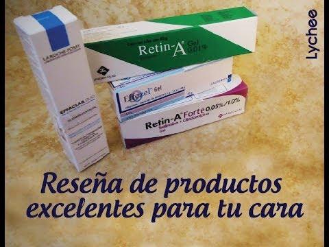 cremas para acne farmacia chile