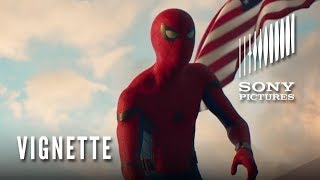 SPIDER-MAN: HOMECOMING Vignette - Stark Industries Suit