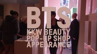 My KKW Beauty Pop-Up Party with Mario