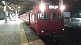 名鉄6000系6028fこれも9505導入で廃車対象かも?