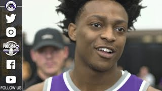 Media Day 2017: De'Aaron Fox is ready for the NBA