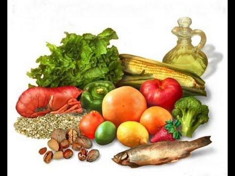 Aprendemos los alimentos vocabulario para ni os youtube for Comida saludable para ninos