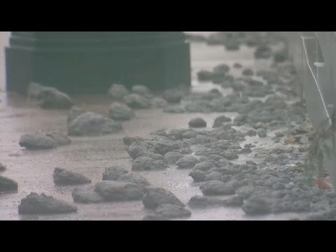 2 million gallons of raw sewage causes a foul situation in Houston