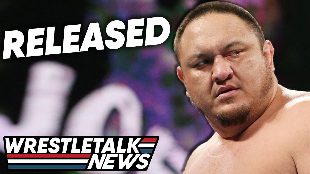 WWE releases several pro wrestlers, including Samoa Joe, Peyton ...