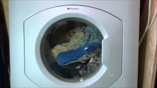 Hotpoint Futura HF8B593 Washing Machine : Bed and Bath 60