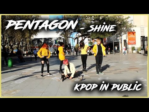 [KPOP IN PUBLIC] SHINE  - Pentagon   |  Dance Cover