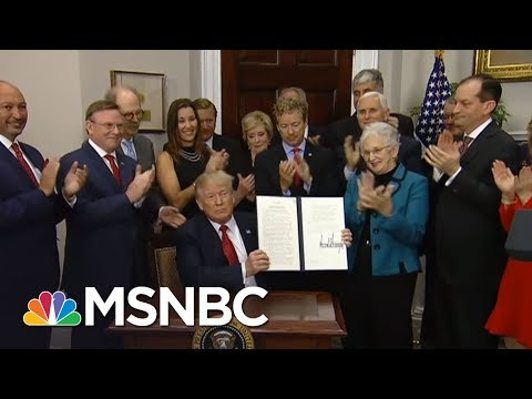 "Martin O'Malley: President Donald Trump Think's He's A ""Wrecking Ball"" 