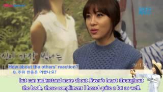 [Engsub by JiWonderland][07.11.12] Kyobook interview