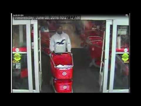 Theft Investigation - Target