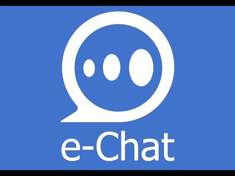 e-Chat New Chat Aplication with Decentralize Feature