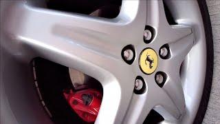 Ferrari F355 5-Spoke Star Whee…