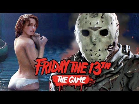 KILLING EVERYONE AS JASON! || Friday The 13th The Game Multiplayer Beta Gameplay