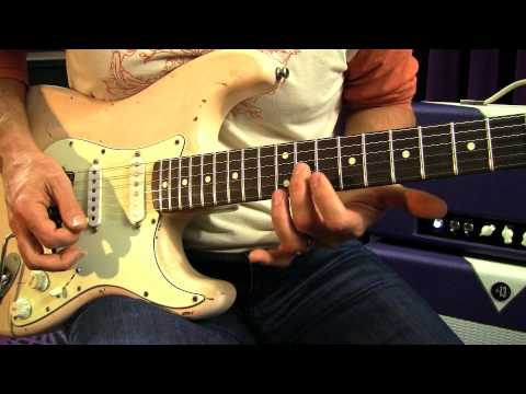 Pink Floyd - Comfortably Numb - Chords and First Solo - Guitar ...