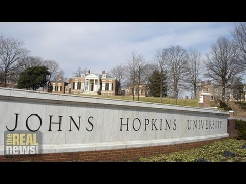 Can Johns Hopkins Afford to Pay A Living Wage? (1/2)