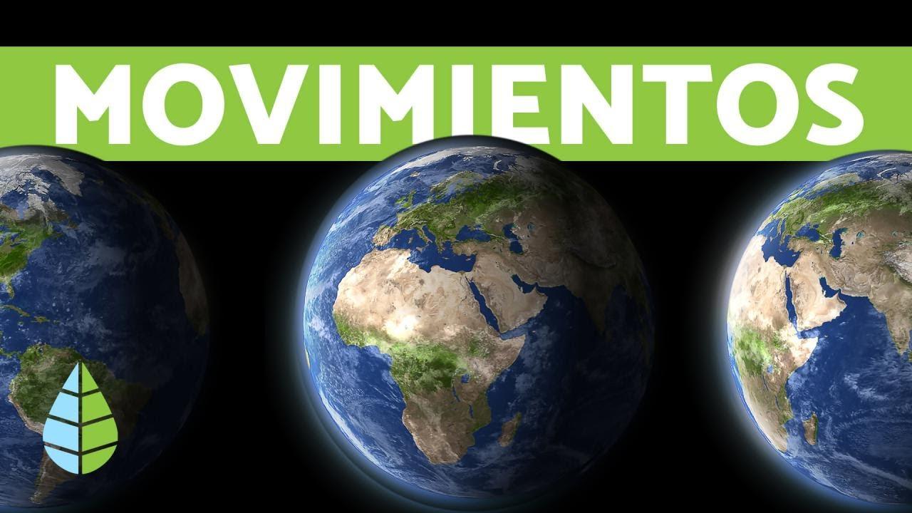 movimientos de la tierra para niños pdf