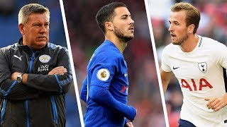 10 Things You Need To Know Before This Premier League Weekend (Matchweek 9)