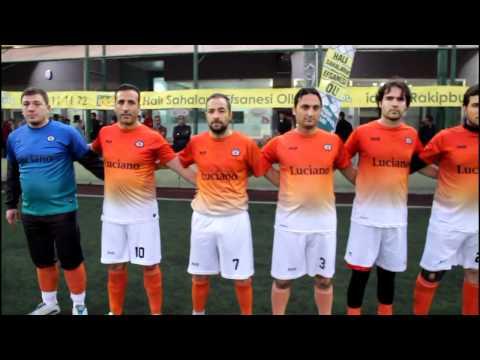 iddaa Rakipbul Halı Saha Ligi Kapanış Sezonu Gümüş Kupa İzmir Finali Unibornova Live 2012 2 Energy L