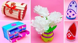 Easy Craft Ideas | 5-minute DIY Crafts | Best Out Of Waste - Art and Craft