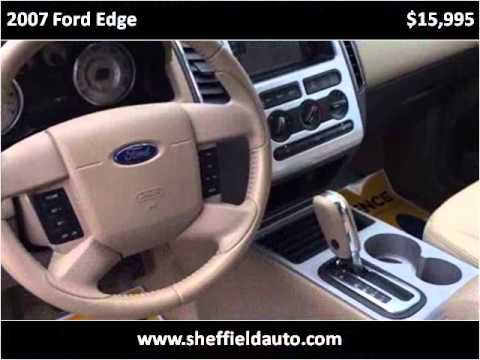 Ford Edge Used Cars Johnson City Tn