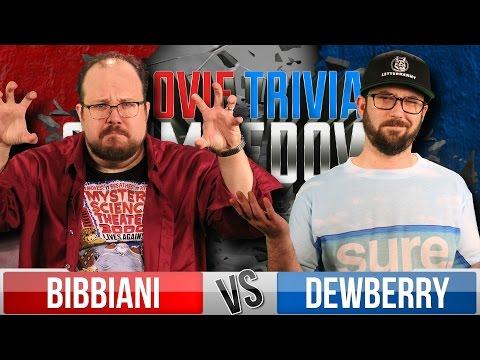 Movie Trivia Schmoedown - William Bibbiani Vs. Eliot Dewberry