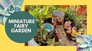 """Presenting a glimpse of our home made """" Miniature Garden"""", Hope you enjoy this video. Make sure you subscribe to our channel because we keep bringing ..."""
