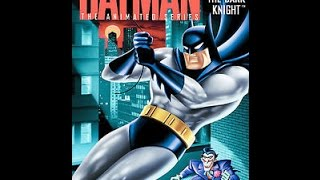 Opening To Batman The Animated Series:Tales Of The Dark Knight 2003 DVD