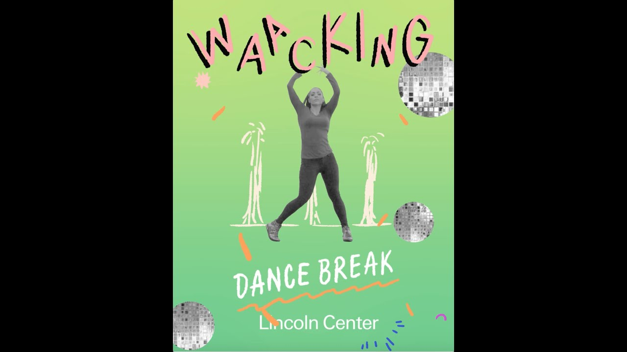 Learn the essential elements of Waacking with #DanceBreak by Lincoln Center!