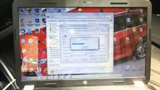 Программирование ЭБУ Январь 7.2 на автомобиле