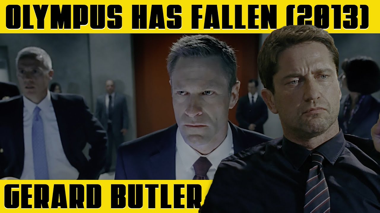 Download Air Assault on the White House GERARD BUTLER | OLYMPUS HAS FALLEN (2013)