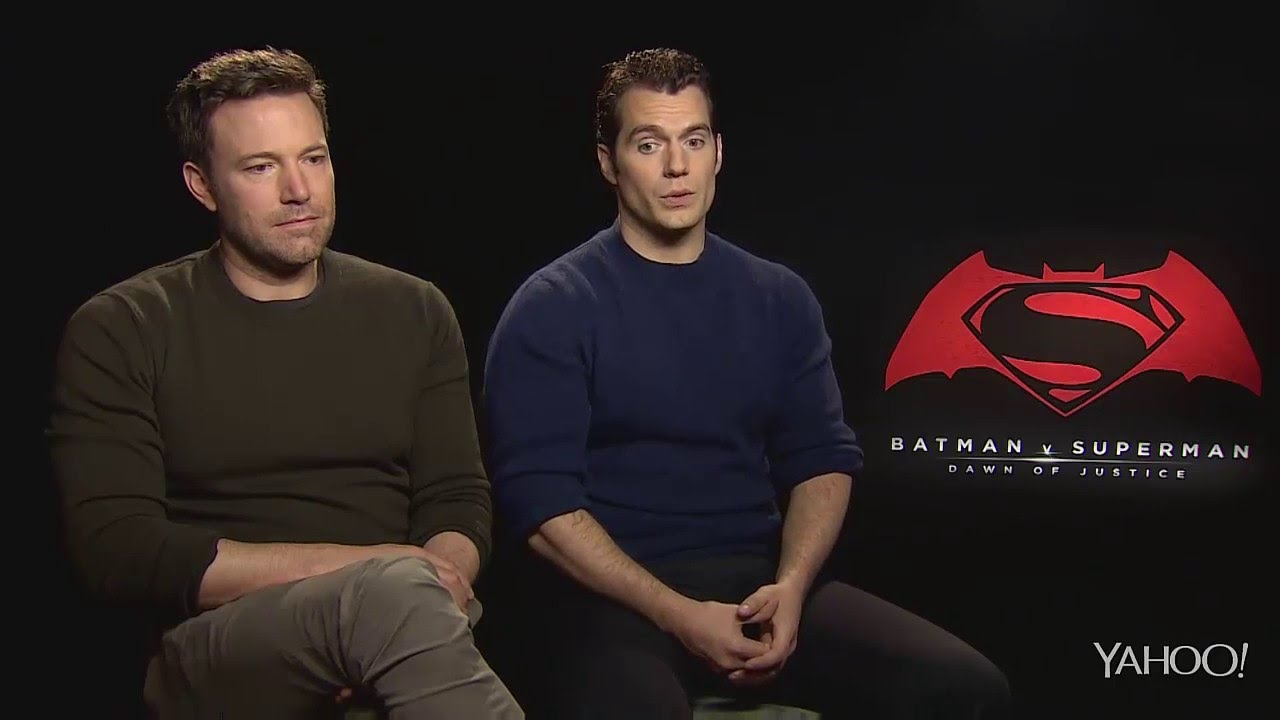 Batman V Superman Sad Ben Affleck Interview Youtube