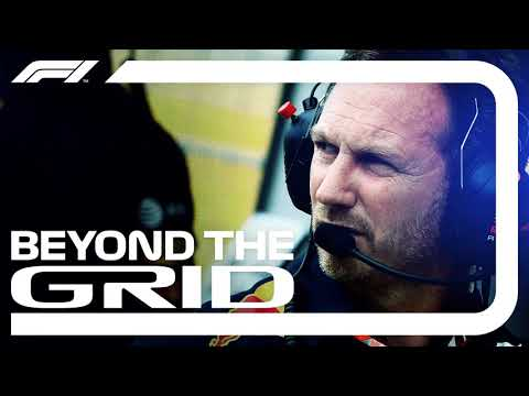 Christian Horner Interview  Beyond The Grid   F1 Podcast