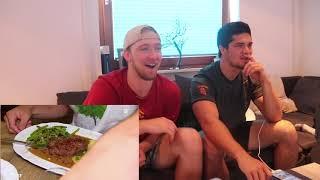 AMERICANS REACT to GERMAN TV SHOW - PROSIEBEN TAFF!