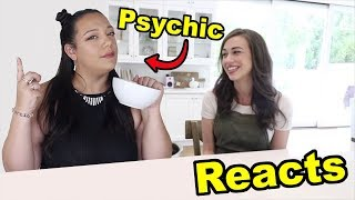 youtuber psychic readings
